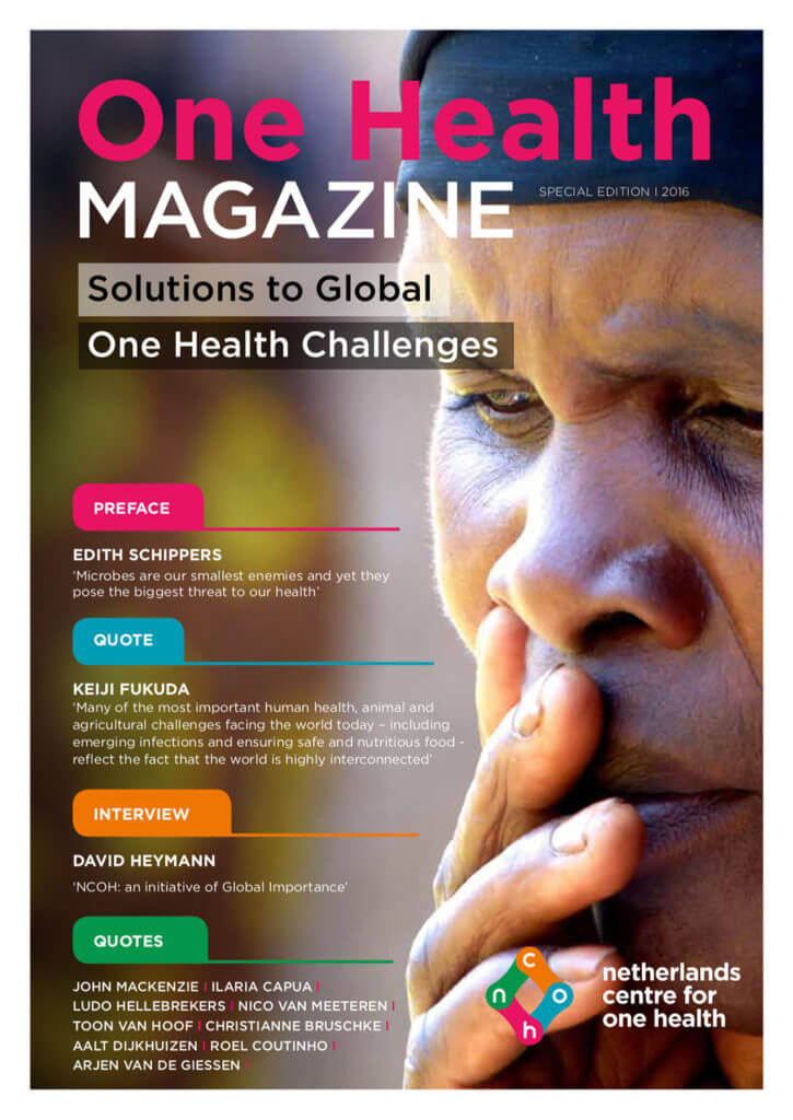 One Health Magazine #1, 2016
